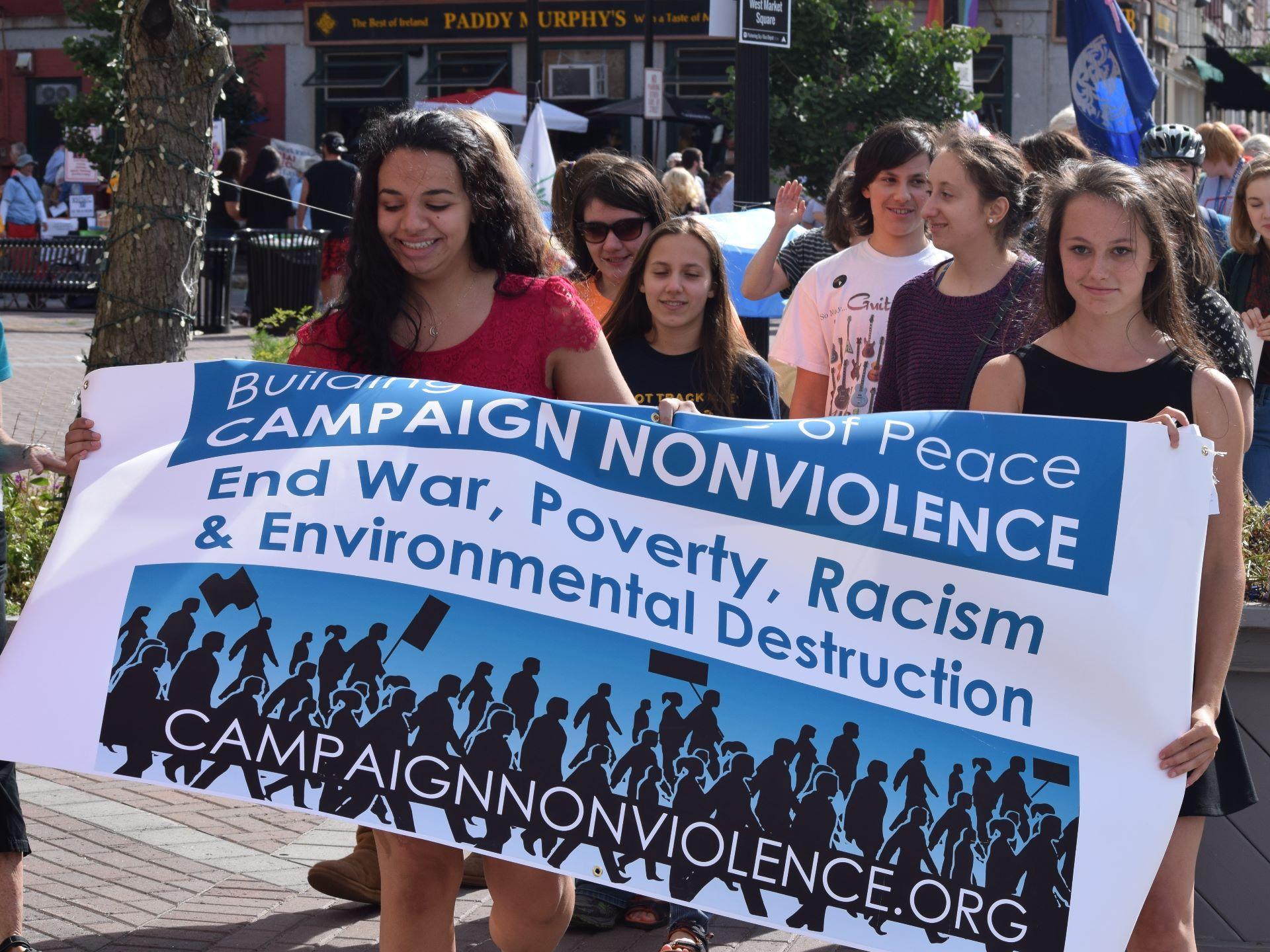 Campaign for nonviolence2