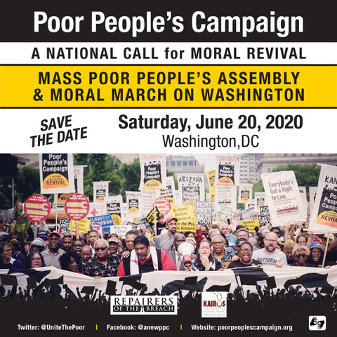 Poor Peoples Assembly June 2020